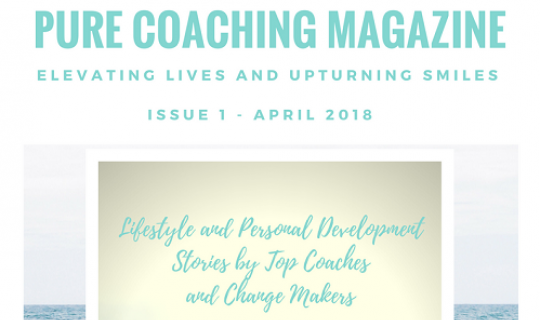 Welcome to the Pure Coaching Magazine